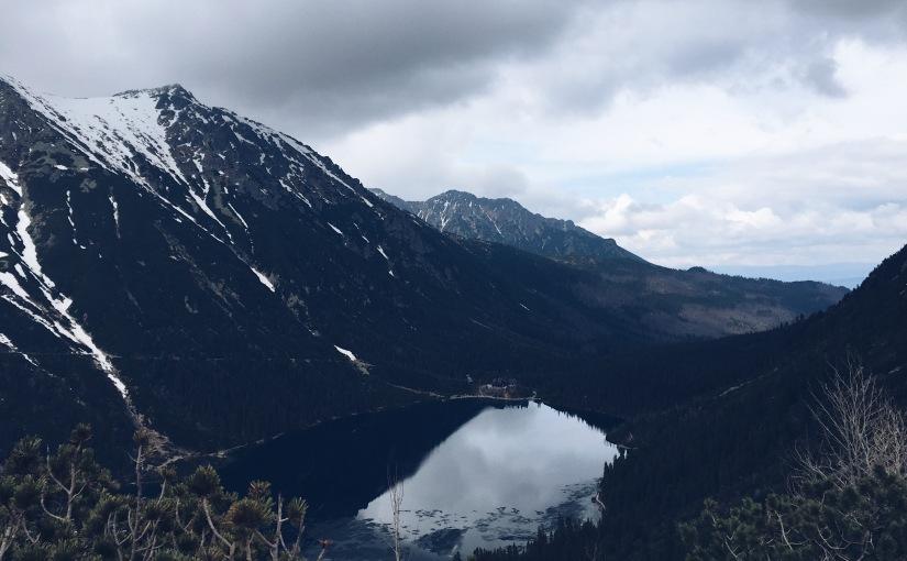 Высокогорное озеро Morskie oko. Знакомимся с Польшейпоближе