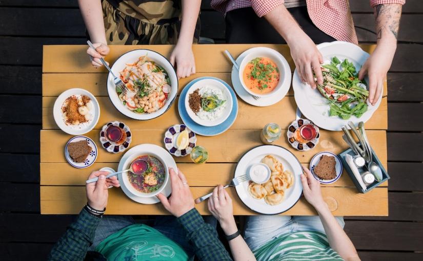 Borsch Eatery или столовая Борщ(Харьков)