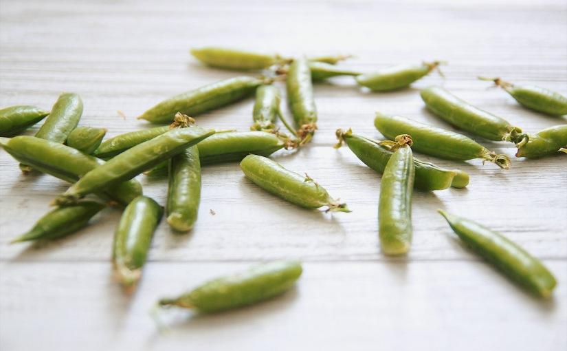 Зеленый горошек – быстро ивкусно!
