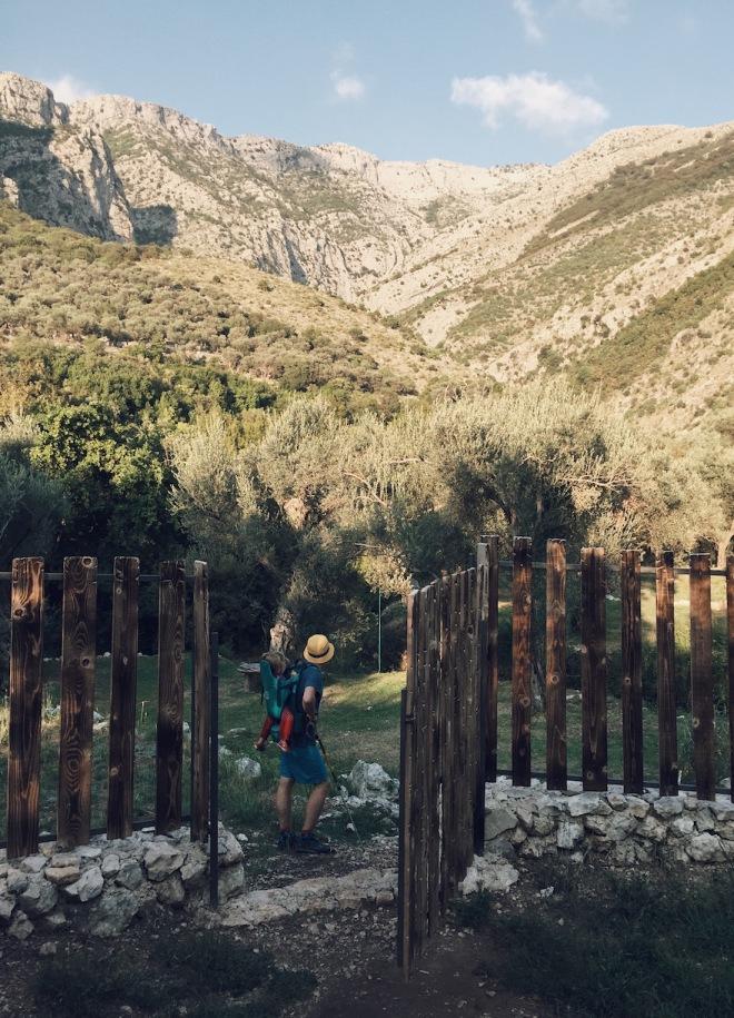 Черногория отдых в Баре Старый бар комп