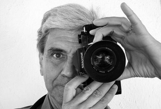 Бернард Плоссу и его черно-белыефотографии