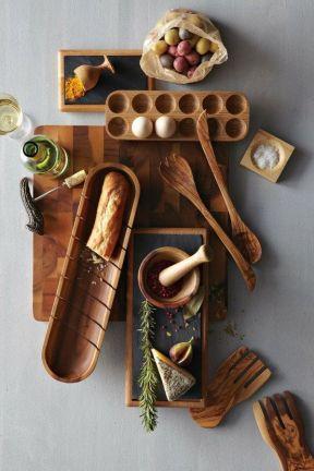 подарки, дерево, кухня, готовить, идеи к новому году