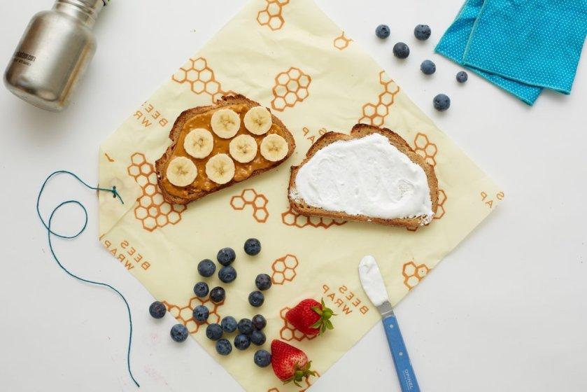 салфетка из пчелиного воска вместо пищевой пленки