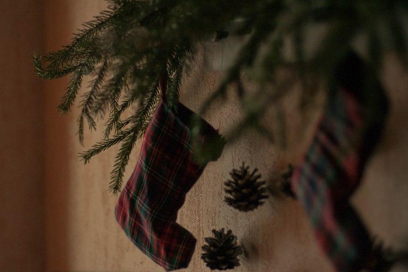 куда сложить подарки на новый год рождество носки сшить своими руками