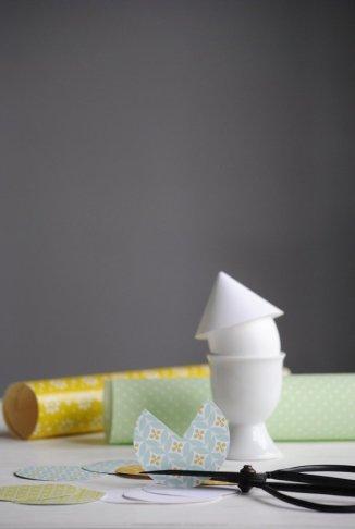 декор для пасхальных яиц