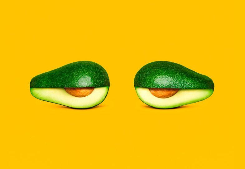 маски, маски для лица, авокадо